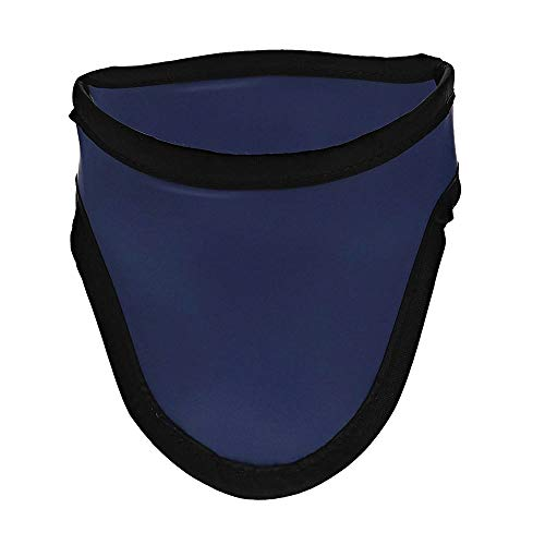 Thyroid Shield/Collar with SteriTouch Color Blue .50mm PB Light Weight Radiation Protection