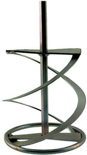 Profi Mörtelrührer Wendelrührer Rührstab Rührkorb Farbmischer Stahl verzinkt 500 x 100mm