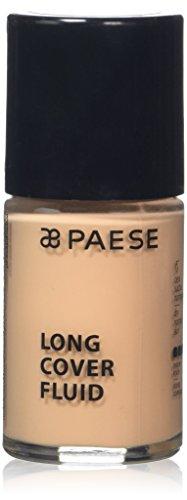 Paese Cosmetics Long cover Fluid Foundation, Shade numero 0230ml