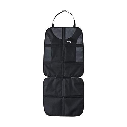 Safety 1st Protector Asiento Coche para Silla de Bebé Compatible con isofix, Asiento Infantil Funda Impermeable universal, color negro