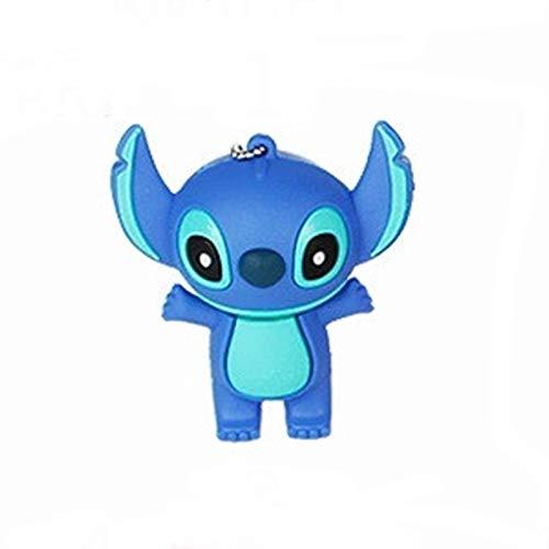 MZDOZUP Universal Tragbare Hohe Kapazität Blau Tier Kunststoff Cartoon Flash Drive USB 2.0 4 gb 8 gb 16 gb 32 gb 64 gb Große Kapazität Stift Persönlicher Memory Stick U Festplatte 1 32 GB