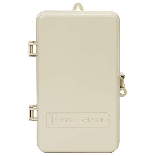 Intermatic 2T2502GA Pool/Spa Plastic Enclosure Timer, Color