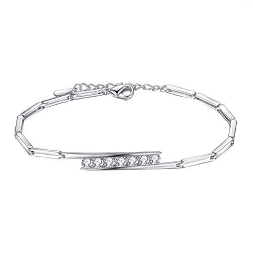 Cadeaux d'anniversaire beau bracelet réglable de mode #33