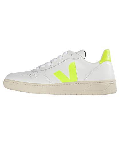 Veja Damen Sneaker V10 Weiss (10) 37