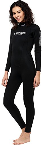 Cressi Summer Lady Wetsuit para Mujer en Neopreno 2.5 mm