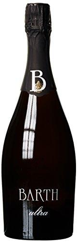 Wein- und Sektgut Barth Hattenheim Ultra Pinot extra brut Rheingau Sekt b. A. (1 x 0.75 l)
