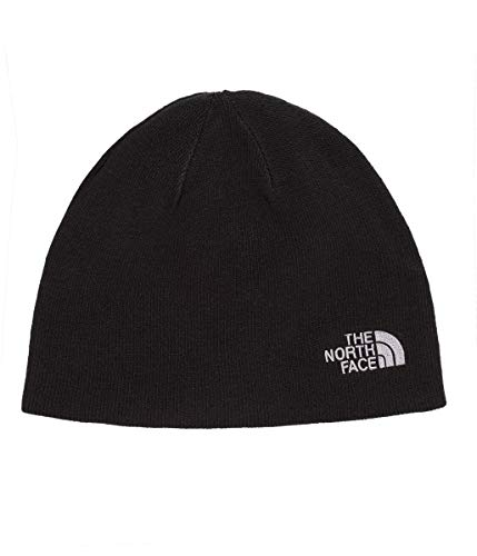 The North Face Beanie Gateway, Tnf Black/Foil Grey, One size