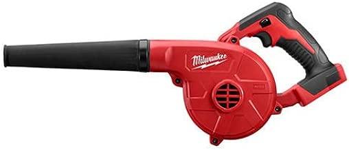 New Milwaukee 0884-20 M18 18 Volt Cordless Compact Yard Leaf Blower Sale