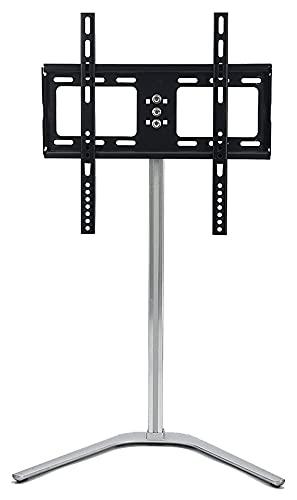 TabloKanvas Soporte de TV de altura ajustable e inclinable Soporte de TV para TV de 37 a 60 televisores sin golpes (tamaño A: A)