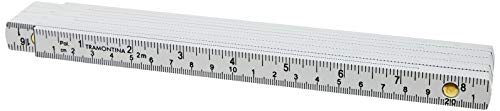 Tramontina 43162002, Escala Métrica de Fibra 2M
