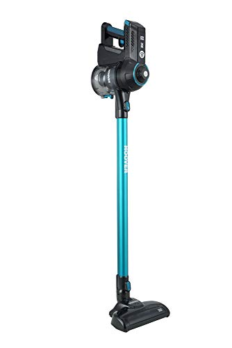 Hoover FD22BC 011 Freedom Akkustielstaubsauger, kabel- und beutellos, Kunststoff, Schwarz, Grün