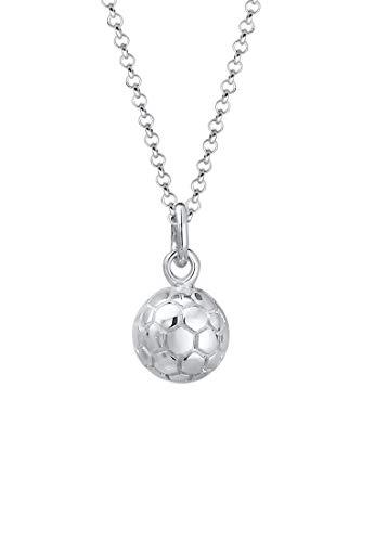Elli Halskette Fußball WM EM Weltmeister Sport Fanmode 925 Silber