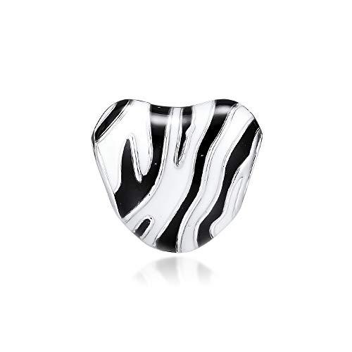 LILANG Pandora 925 Schmuck Armband Natural Fits Wild Stripes Charm Echte Sterling Silber Perlen für ganze Frauen DIY Geschenk