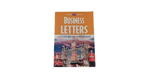 Libro Business Letters, Scrivere Lettere Commerciali, Scuola D'INGLESE