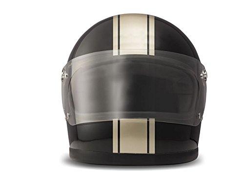 DMD - Helm aus Kohlenstoff-Kevlar-Faser 'RACING GOLD', Größe: XS