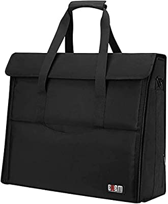 """BUBM 21.5"""" Nylon Carry Tote Bag Compatible with Apple iMac Desktop Computer, Travel Storage Bag for iMac 21.5-inch"""