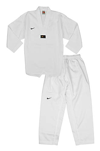 capital Amplia gama siguiente  Nike Mens Taekwondo Elite Dobok Uniform- Buy Online in Lithuania at  Desertcart