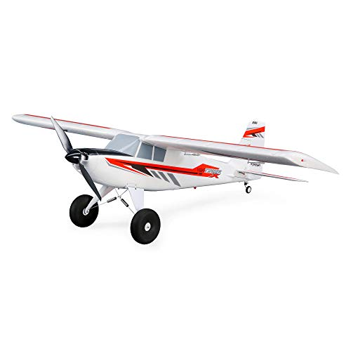 E-flite RC Airplane Night Timber X 1.2m BNF Basic (Transmitter , Battery and Charger not Included) with AS3X & Safe Select, EFL13850