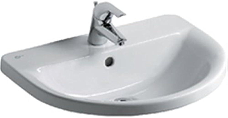 Ideal Standard Einsatzwaschtisch Connect 550mm Wei, E797801
