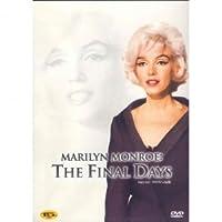 Marilyn Monroe: The Final Days (Region code : all) (Korea Edition)