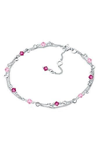 Elli Armband Damen mit Swarovski® Kristall in 925 Sterling Silber