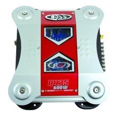 Boss R435, amplificador de potencia Mosfet de 2 canales, serie Riot +...