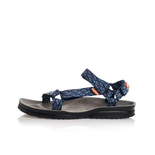 Lizard Sandalia Hike Freizeitsandalen und Unisex-Sportbekleidung für Erwachsene, ETNO Blue, 43 EU