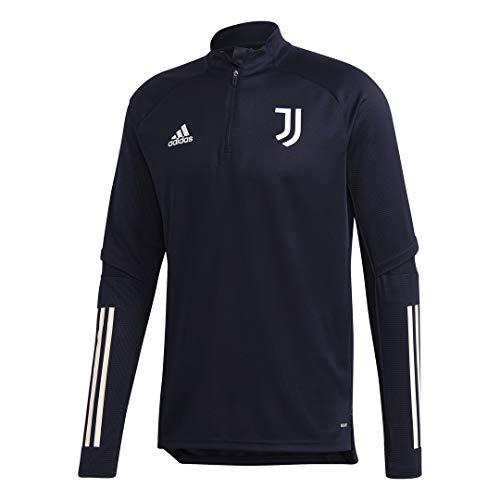 adidas Juventus FC Saison 2020/21 Juve Tr Top Trainingsshirt Unisex Erwachsene L Tinley/Griorb