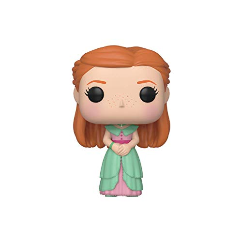Funko Pop! Figura de Vinilo: Harry Potter S7 - Ginny (Yule), Multicolor, Estandar