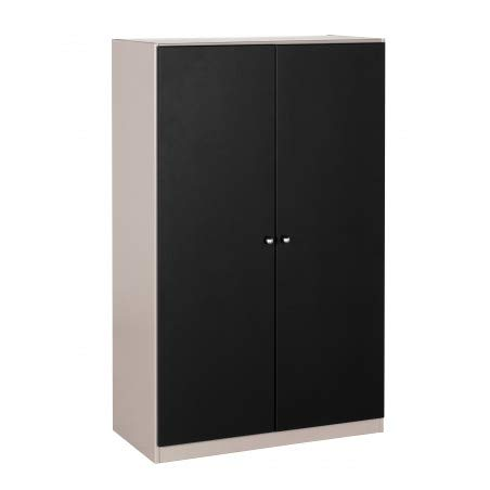 Alfred & Compagnie–Armadio h130cm Clemente Lino/Ardesia
