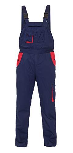 DINOZAVR Sigma Herren Arbeitskleidung Arbeitslatzhose - Hydronblau S