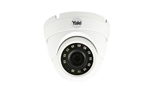 Yale Smart Home Wired Outdoor Dome Camera