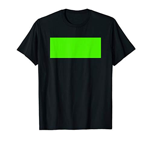 Green Screen Design Chroma Key Photo Video Effect T-Shirt