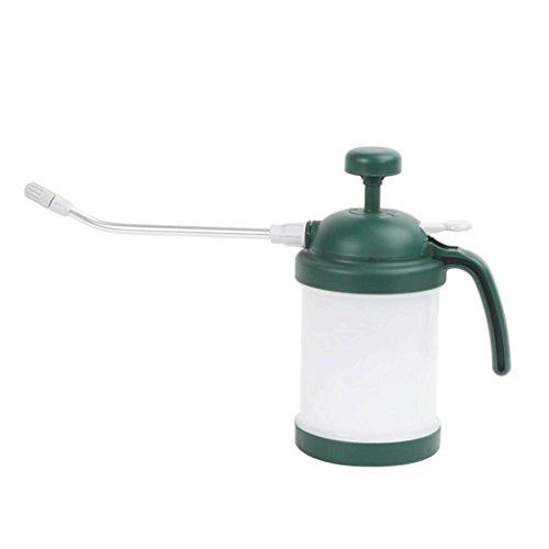 Wddwarmhome Arrosoir Vert Blanc 0.5L Plastique Bouche longue Pot d'arrosage Pot d'arrosage Bouteille de pulvérisation