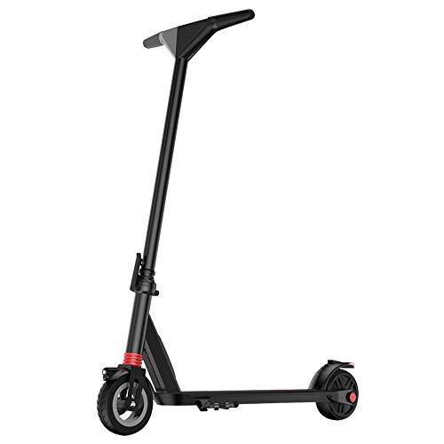 Elektrisch, opvouwbaar, voor scooter, licht, hoge prestaties, e-step, met licht voor en achter, maximale snelheid 25 km/h, scooter voor volwassenen en jongeren.