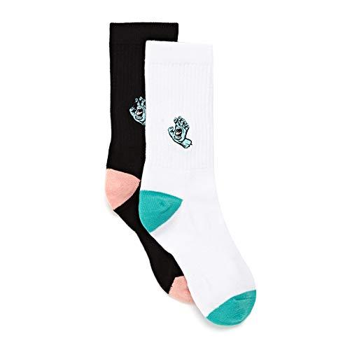 Santa Cruz Damen Socken Mini Hand Socks