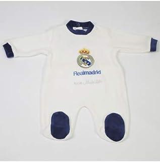Pelele Bebe Real Madrid 101 - Tallas bebé - 18 Meses