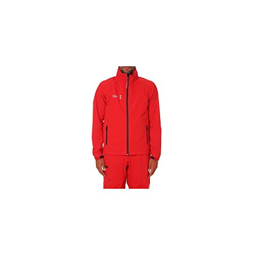 2018 Slam WIN-D Sailing Jacket Red S170019T00 Slam Jacket Size - M
