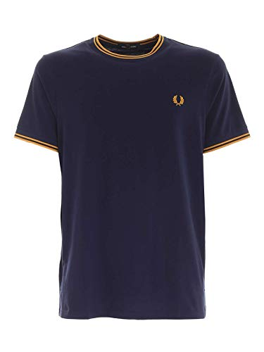 Fred Perry Twin Tipped T-Shirt, T-Shirt - M
