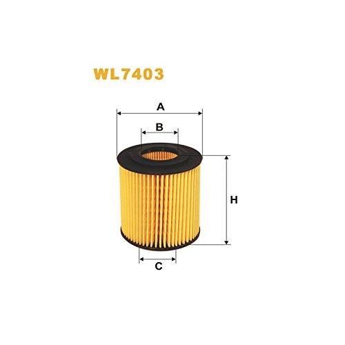 Preisvergleich Produktbild Wix Filters WL7403 Ölfilter
