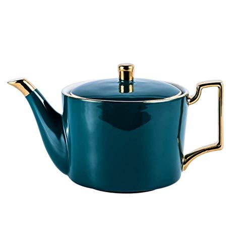 YWSZJ Tetera de cerámica - Hecho a Mano Cafetera Enfriador de Hogares Sola Olla fría Caldera de Gran Capacidad de la Tetera