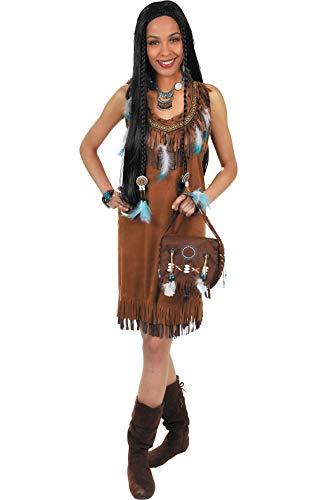 Indianer Kostüm Damen Gr. M/L