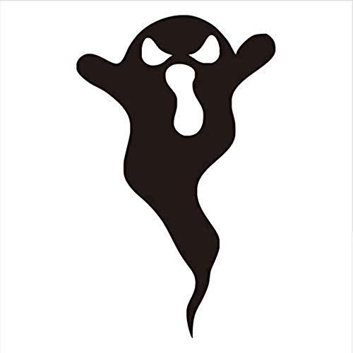 Calcomanía De Arte Pegatinas De Halloween Para Computadora De Pared Decoración De Ventanas De Coche Decoración Para El Hogar Calcomanía Pequeña Xutongrui
