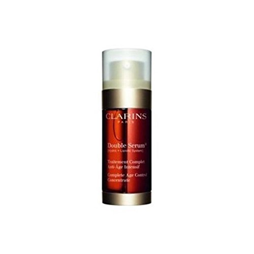 CLARINS DOUBLE SERUM 30ML + 2 MINITALLAS