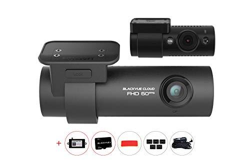 BlackvueBV-DR750S-2CH-32 + BV-PSPMP 2CH IR Infrared Dual Channel Dash Cam