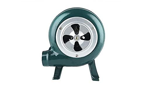 FHKBK Soplador de Barbacoa eléctrico de 12 V CC, Ventilador de Motor...
