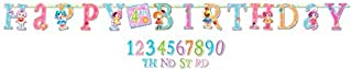 Adorable Lalaloopsy Jumbo Add-An-Age Letter Banner Birthday Party Decoration (1 Piece), Multi Color, 10'.
