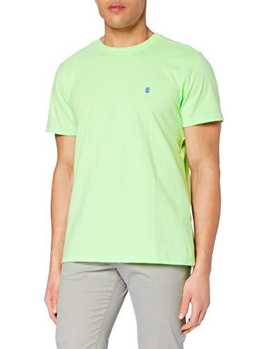 IZOD Basic Tee – kurzarm T-Shirt, Grün (Patina Green 383), X-Large