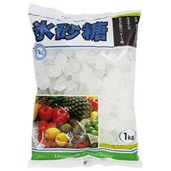 中日本氷糖 馬印 氷砂糖クリスタル 1kg×10袋入×(2ケース)
