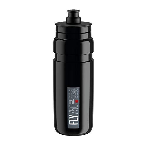 Elite Fly 750 ml, Unisex, Wasserflasche, grau, 750 ml